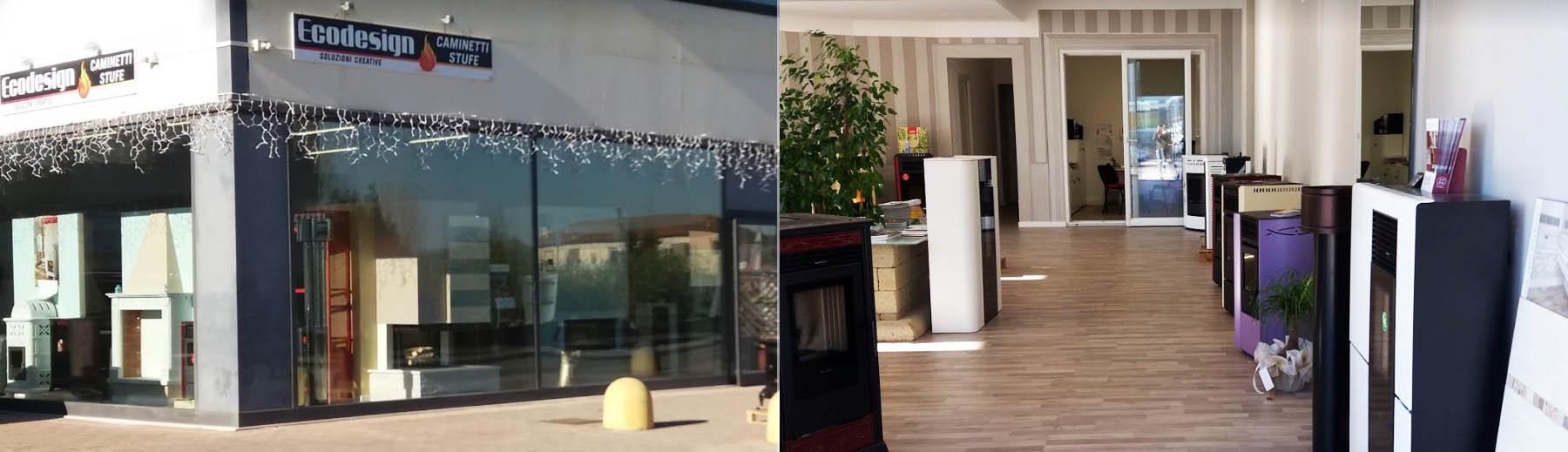 Ecodesogn esterno ed interno a Pontedera